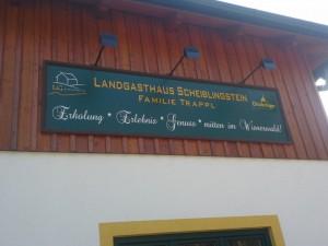 Landgasthaus Scheiblingstein